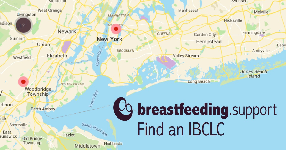 Find An Ibclc Breastfeeding Support