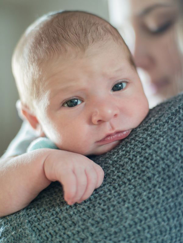 Reflux In Newborns Breastfeeding Support