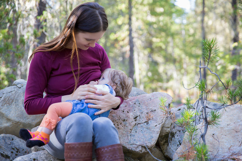 Can You Get Pregnant While Breastfeeding Without Period